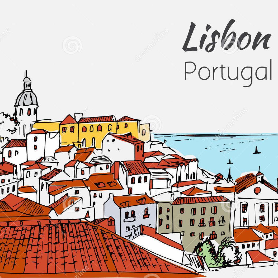 Гастроли в Лиссабоне